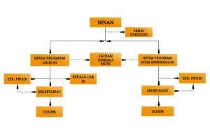 struktur FISIP