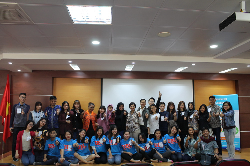 Study Excursion : FISIP goes Abroad