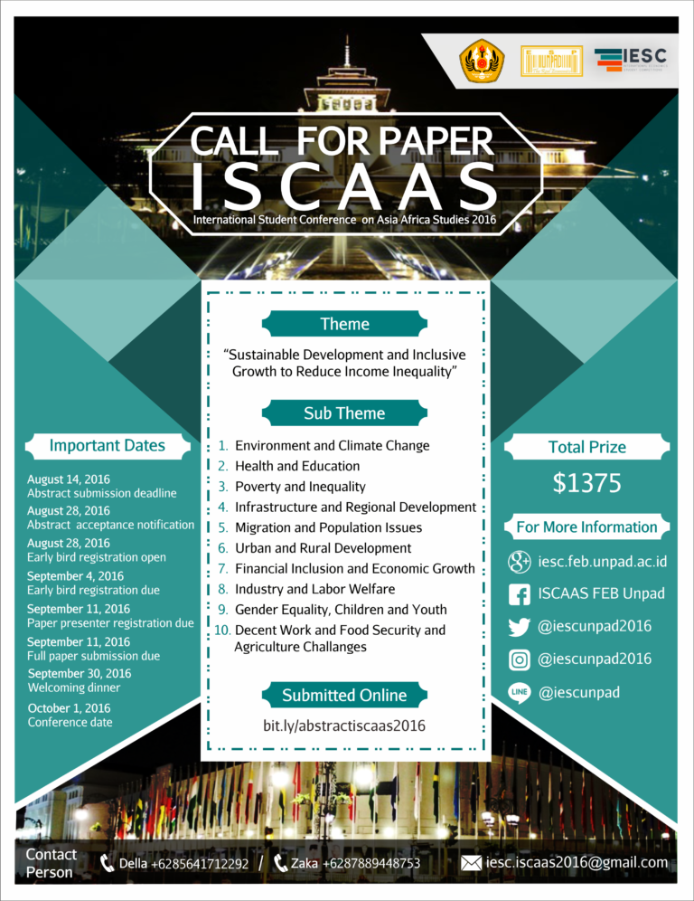 ISCAAS 2016 – CALL FOR PAPER