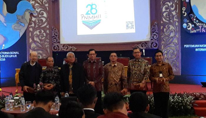 Universitas Budi Luhur Tuan Rumah Pertemuan Nasional Mahasiswa HI