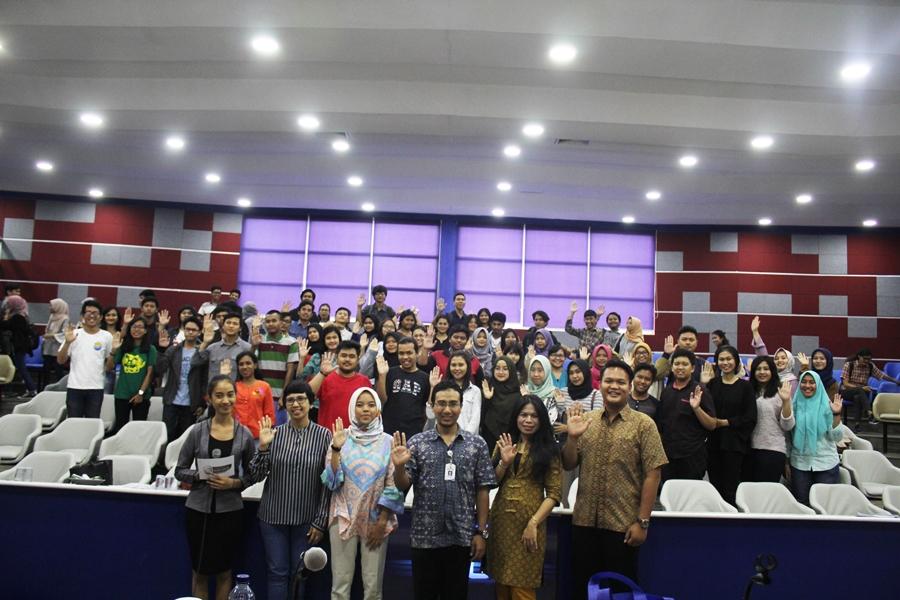"""FISIP Seminar Series Februari 2018 """"Poros Maritim Dunia Sebagai Benteng Ekonomi dan Pembangunan Indonesia"""""""