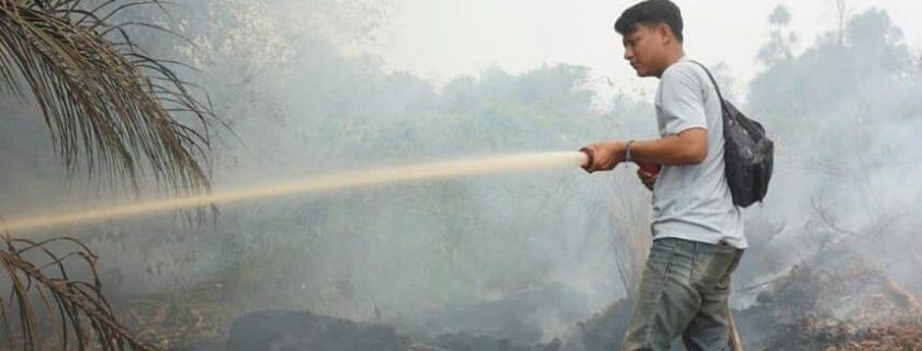 Mahasiswa Kriminologi FISIP Universitas Budi Luhur Menjadi Relawan dalam Misi Memberikan Bantuan kepada Korban Karhutla di Jambi dan Riau