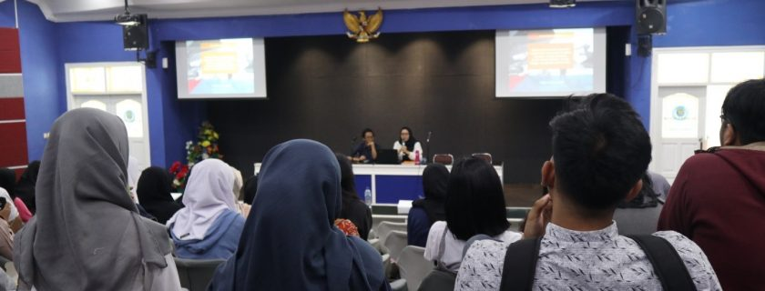 "Laboratorium Hubungan Internasional Menyelenggarakan Kuliah Umum ""Contemporary Diplomacy in the Era of Globalization"""