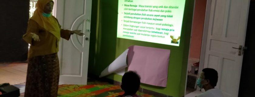 """Pelatihan Kader Konselor Kesehatan Reproduksi Remaja """"Mentoring Teman Sebaya"""" Dalam Pencapaian Sustainable Development Goals 3 Di Rt.09/Rw.03 Kelurahan Cilangkap Jakarta Timur"""