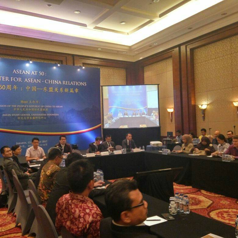 [:en]ASEAN At 50: A New Chapter for ASEAN – China Relations[:]